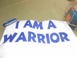 Warrior Shirt 2